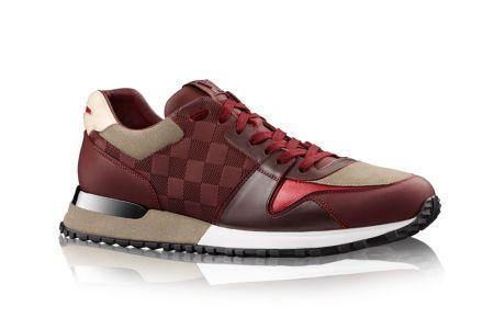Louis Vuitton Run Away Sneaker Sepatu Pria Sepatu Pria
