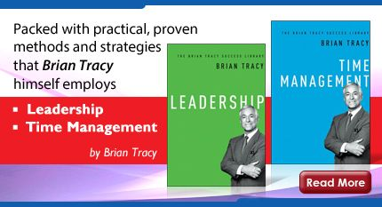 Leadership: The Brian Tracy Success Library, Time Management: The Brian Tracy Success Library by Brian Tracy