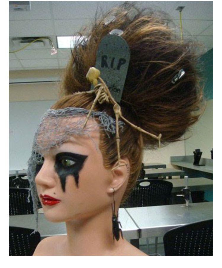 Halloween Ideas Halloween Hair Kids Hairstyles Hair Styles