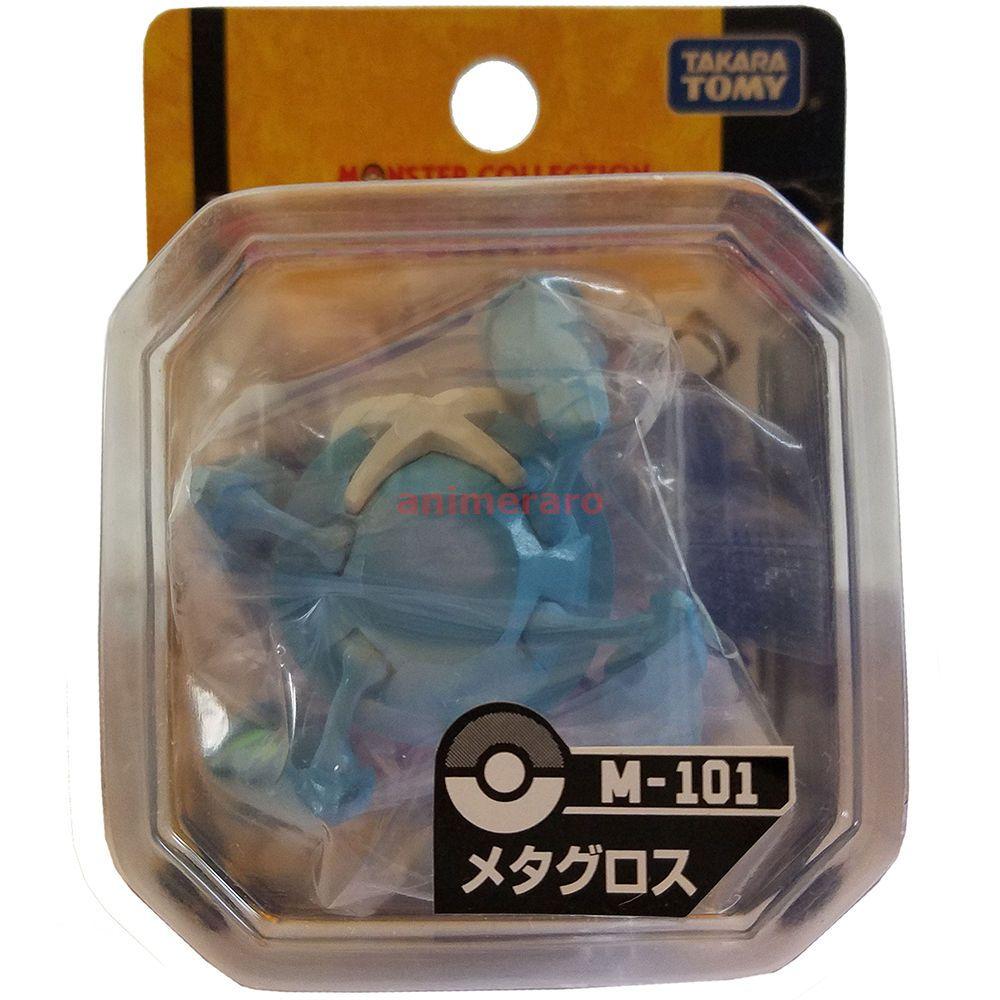 Pokemon Monster Collection Figure METAGROSS M-101 Nintendo