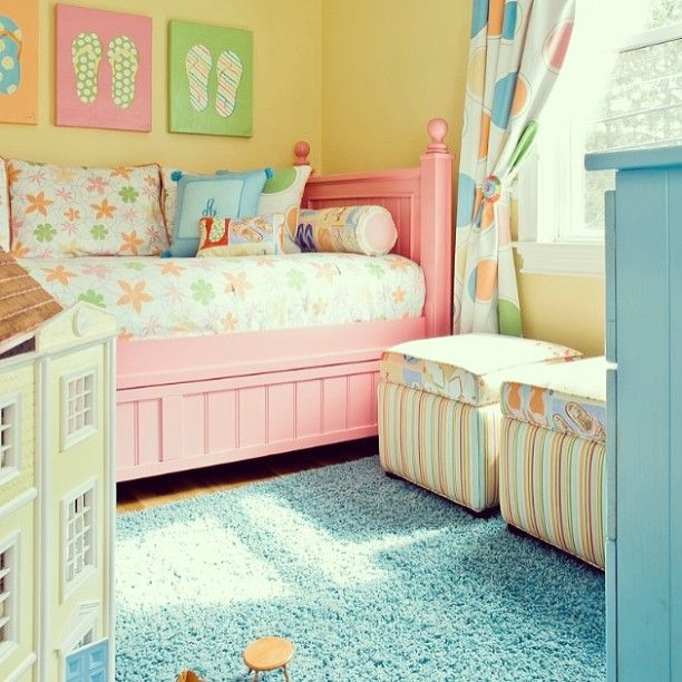 Manisnya Tona Warna Bilik Kanak Ini Kidsroom