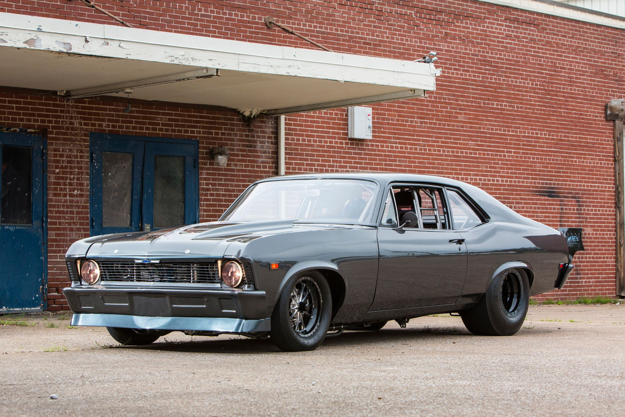 Dan Novaras 2 000HP 1969 Chevrolet Nova Drag Racing V