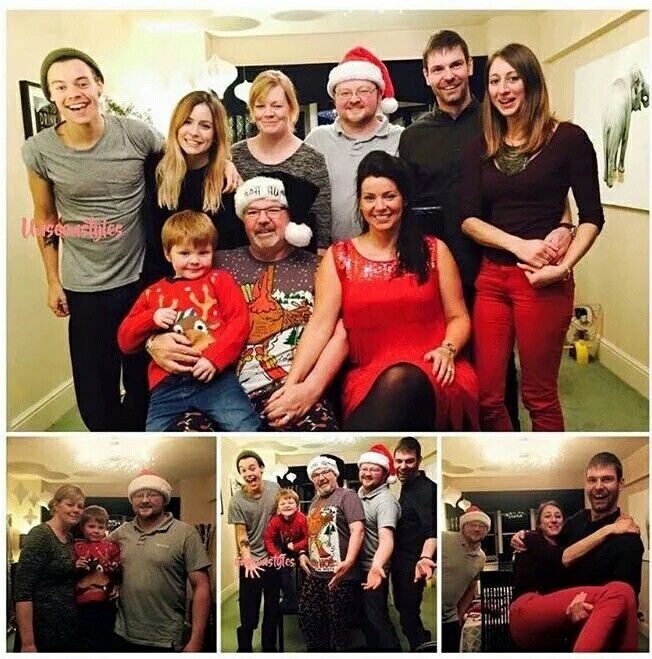 Styles family. The best family ever!!