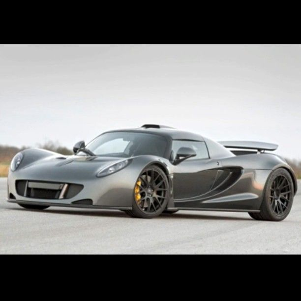 As Of 2013, The Hennessey Venom, Is Now That Fastest Car