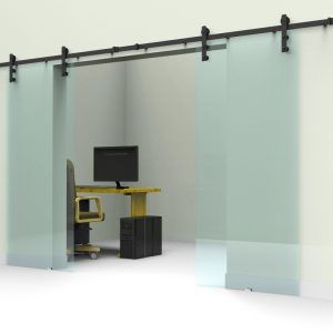 Glass Sliding Door Tracks Systems