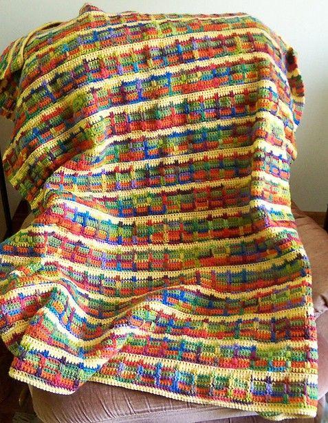 Crochet For Children: Brighter Days Blanket - Free Pattern | Afghans ...