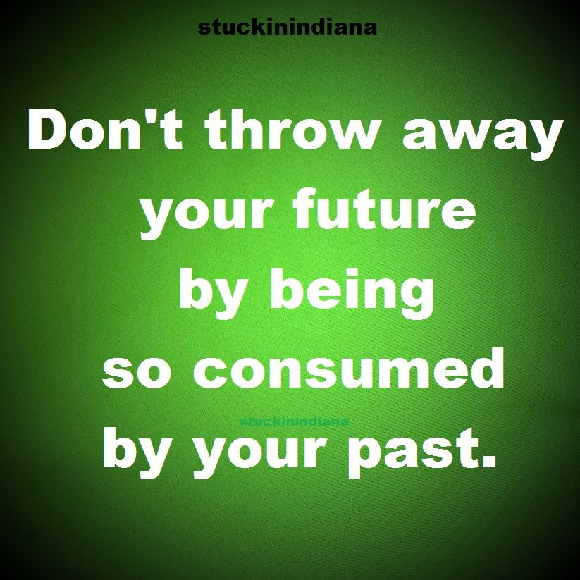 HEALTH TIP: Don't throw away your future by being so