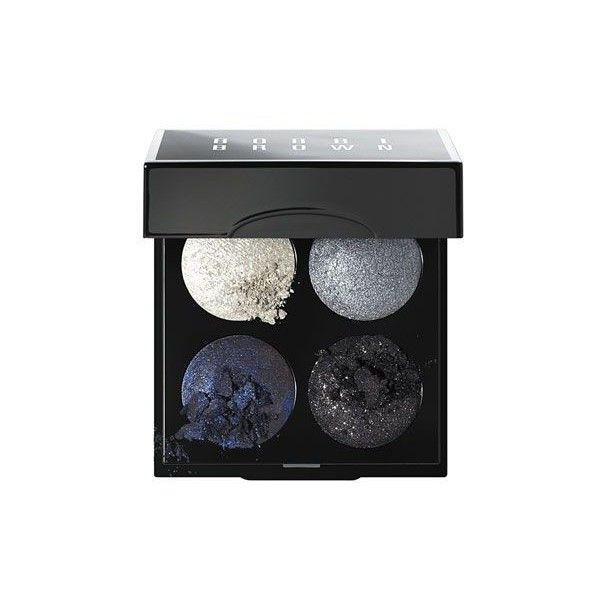 Bobbi Brown 'Onyx Silver' Eye Paint Palette ❤ liked on Polyvore featuring beauty products, makeup, eye makeup, eyeshadow, bobbi brown cosmetics and palette eyeshadow