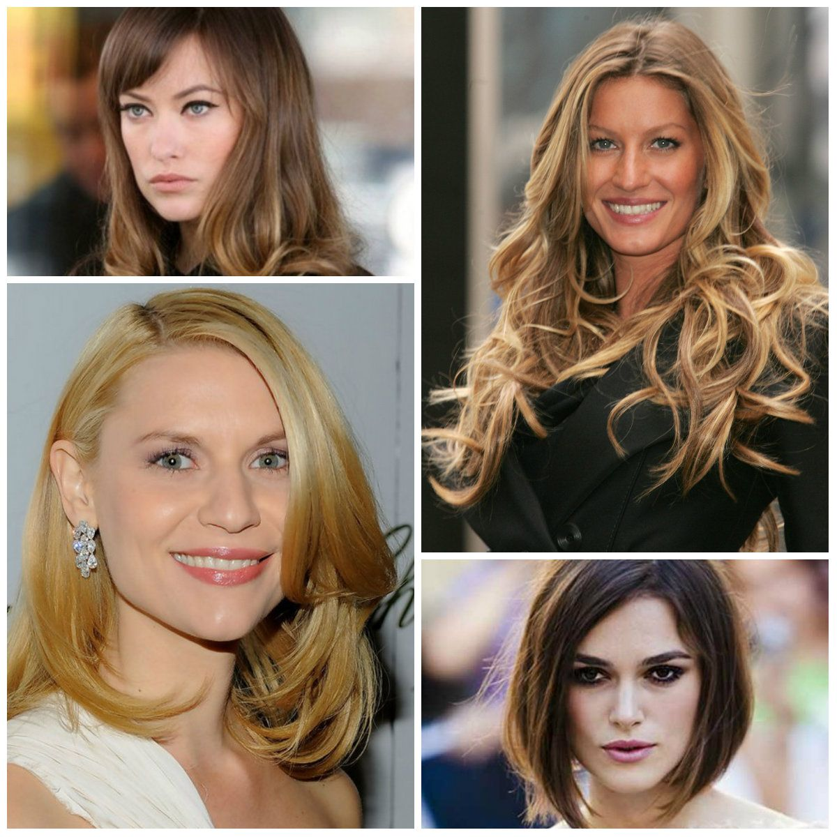 Best Hairstyle Ideas for Square Face Shapes – Haircuts and ...