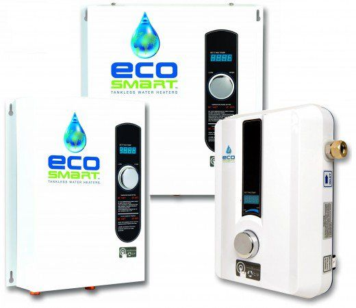 Best Electric Tankless Water Heaters 2016