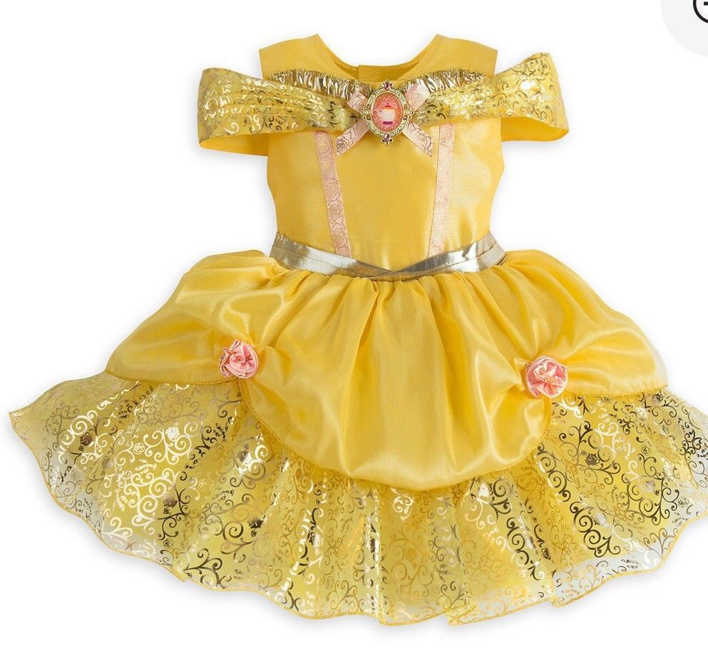 Halloween Costume Infant  Disney Bell  6-12 months or 12-18 months
