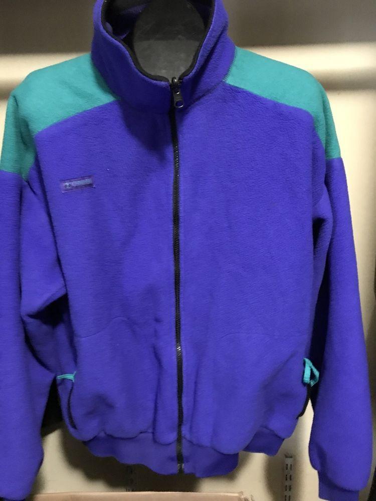 3424be28ae9 VTG Columbia Mens Fleece Jacket Full Zip Up Retro Ski Southwest Size XL  #fashion #clothing #shoes #accessories #mensclothing #coatsjackets (ebay  link)
