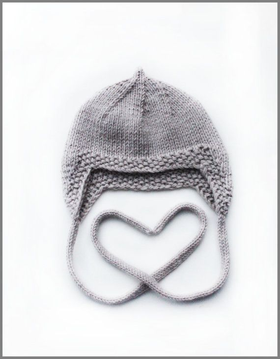 Knit hat-Wool hat-Newborn hat-Beanie-Baby hats-Coming home outfit ...