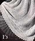 Gratis strikkeopskrifter til Sjaler og Shrugs på Knitting-and.com