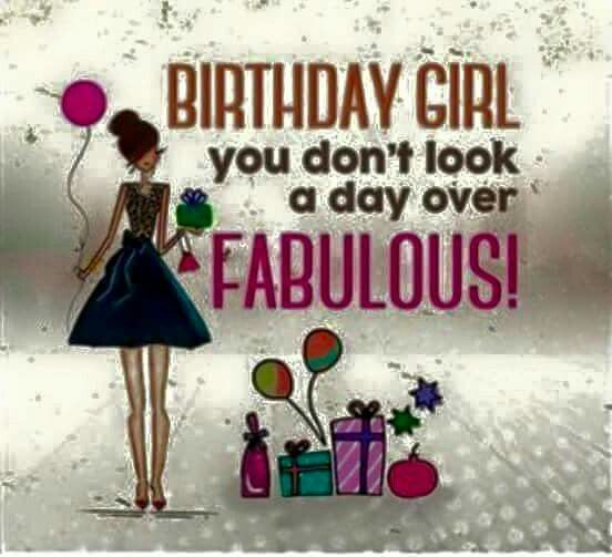 Pin by Brenda van Zyl on Happy Birthday Girl birthday