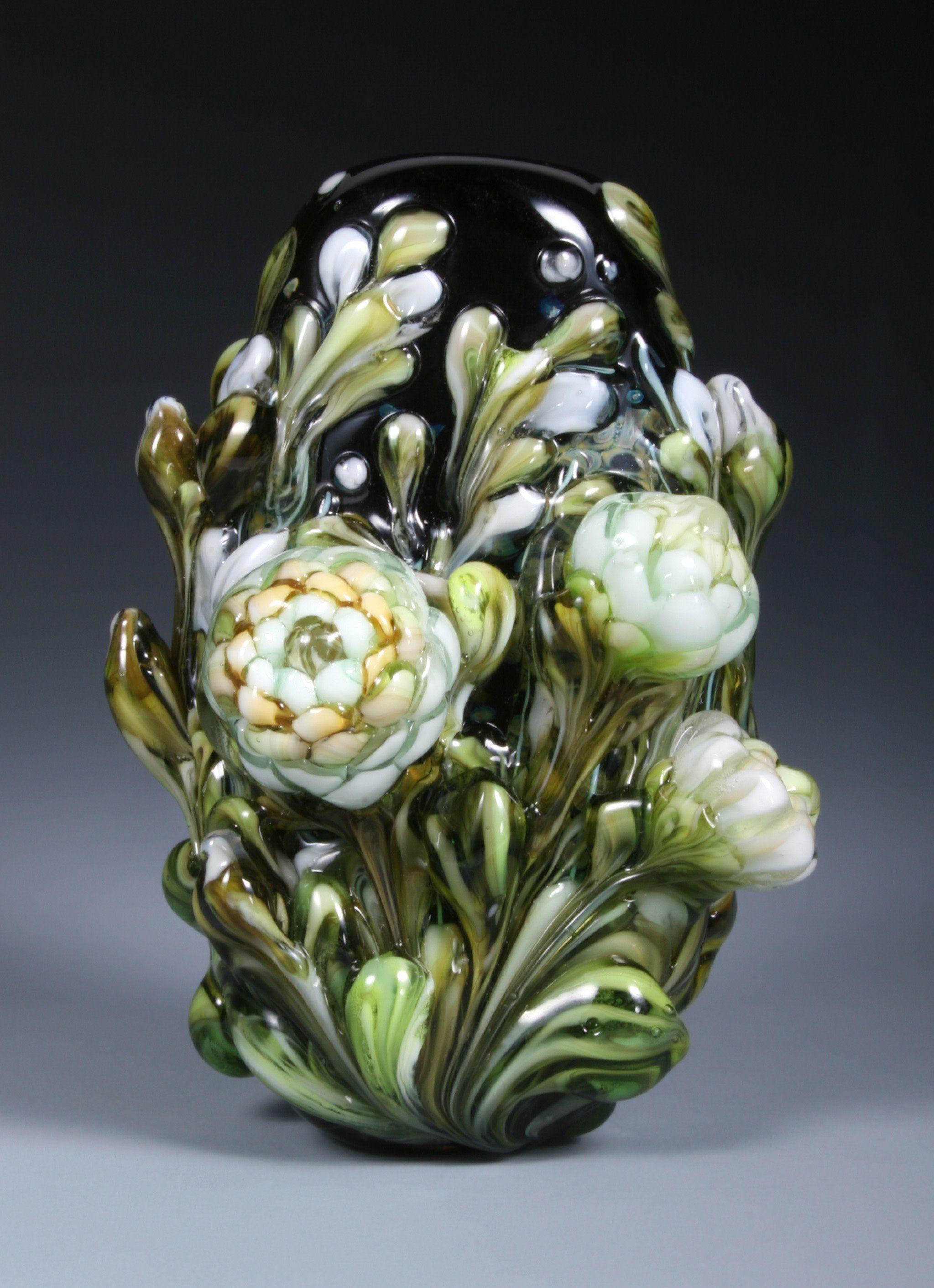 Fabulous 3-D Floral Beads