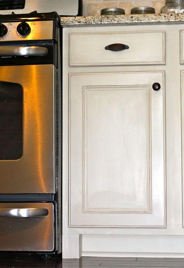 Chalk Painted Kitchen Cabinets   Chalk paint kitchen ...