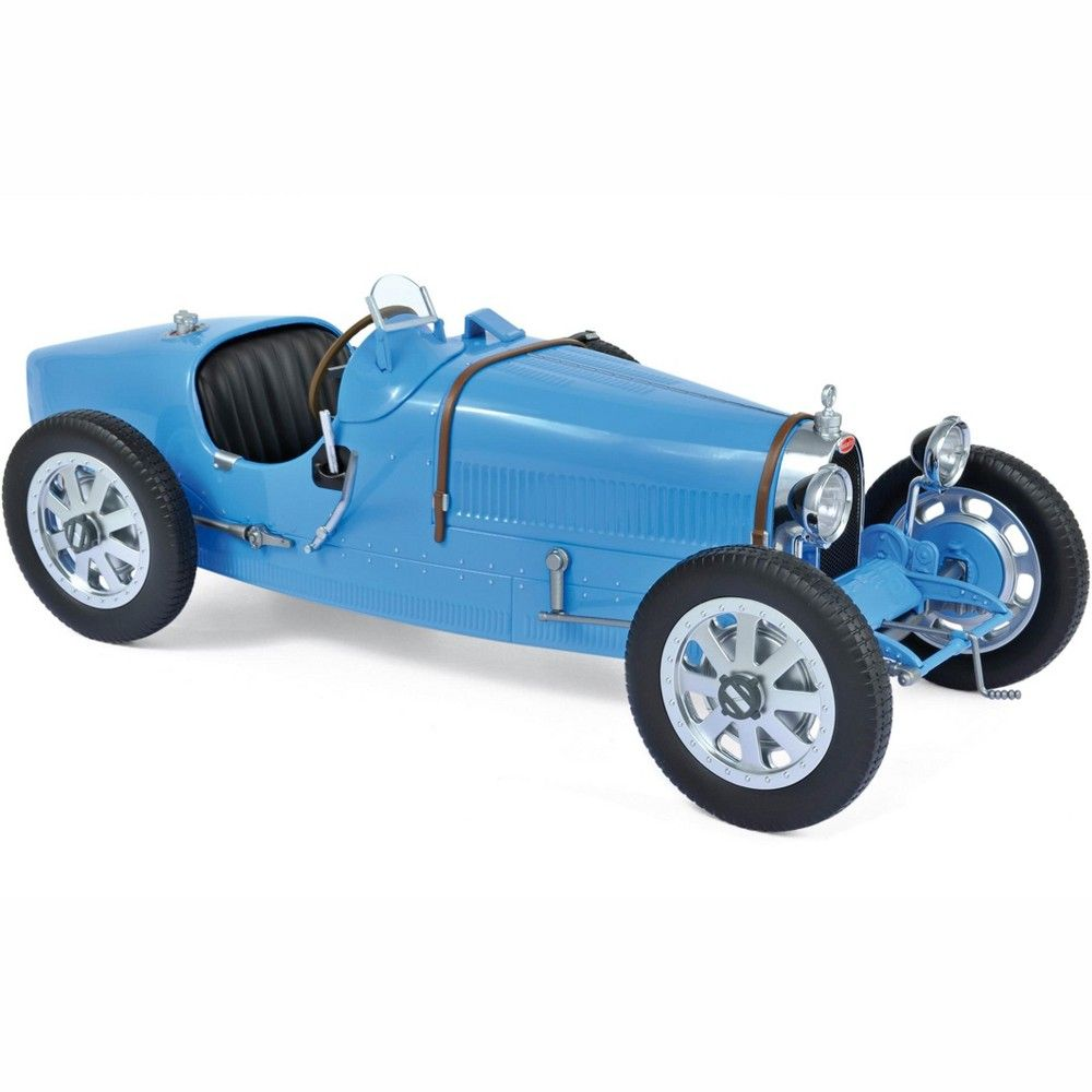 1925 Bugatti T35 Blue 1/12 Model Car by Norev