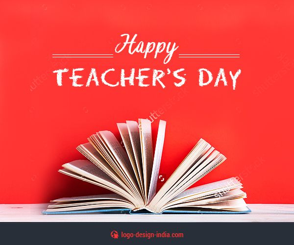 The Best Teachers Are Those Who Never Say What To See But Show You Where To Look Logo Design India Wish Happy Teachers Day Logo Design India Teachers Day