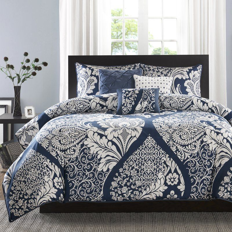 Goodwin 180 Thread Count 100 Cotton Duvet Set Comforter Sets