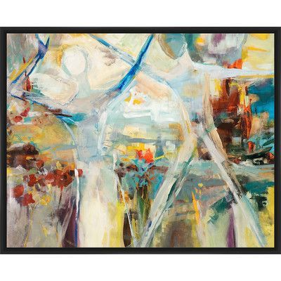 PTM Images 'Hearts to the sky' Framed Painting Print