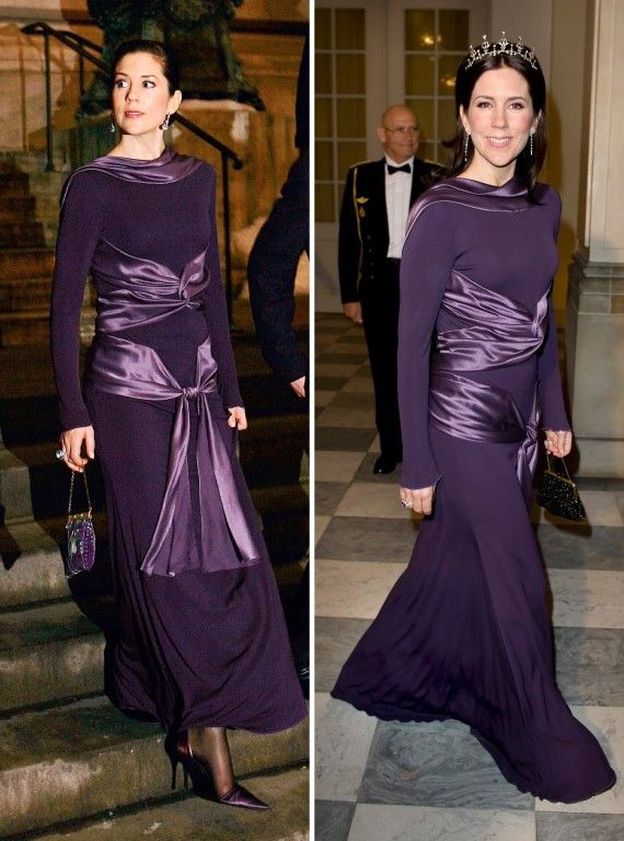 Crown Princess Mary of Denmark proves even royalty wear the same ...