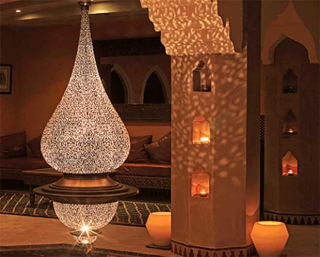 Gorgeous Moroccan Hanging Lamp
