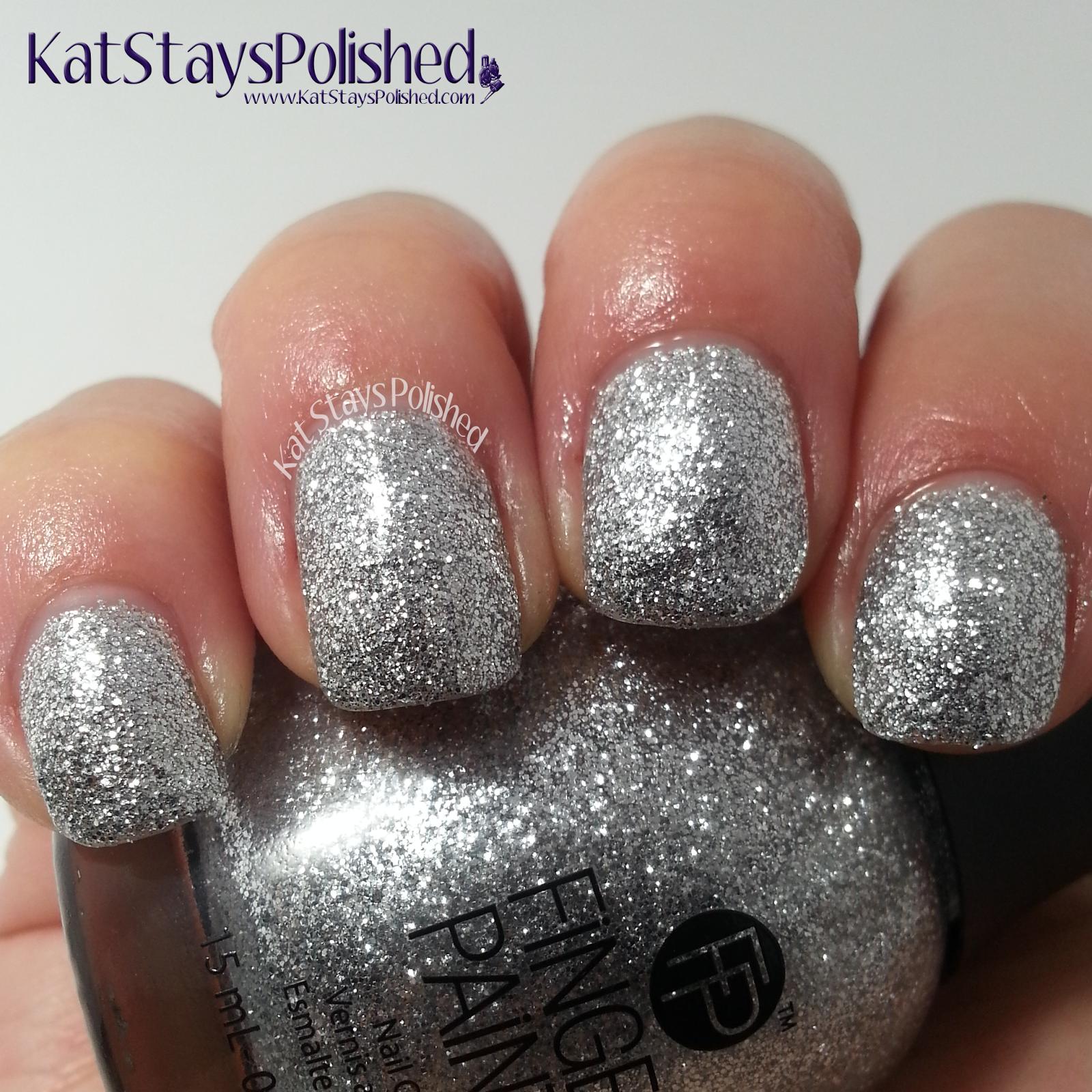 FingerPaints Winter Wishes - Silver Bells | Kat Stays Polished ...