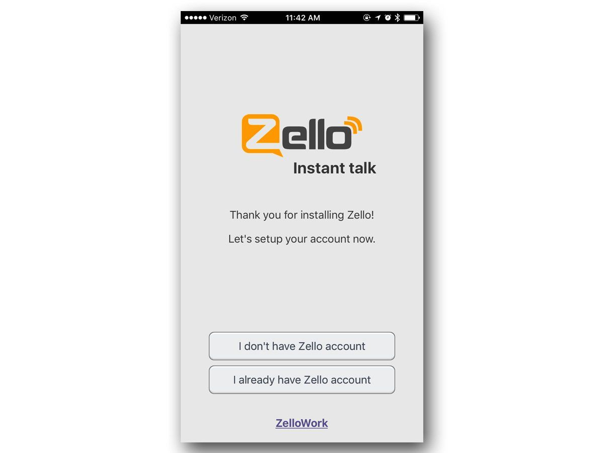 Here's how to use Zello, the walkietalkie app people are