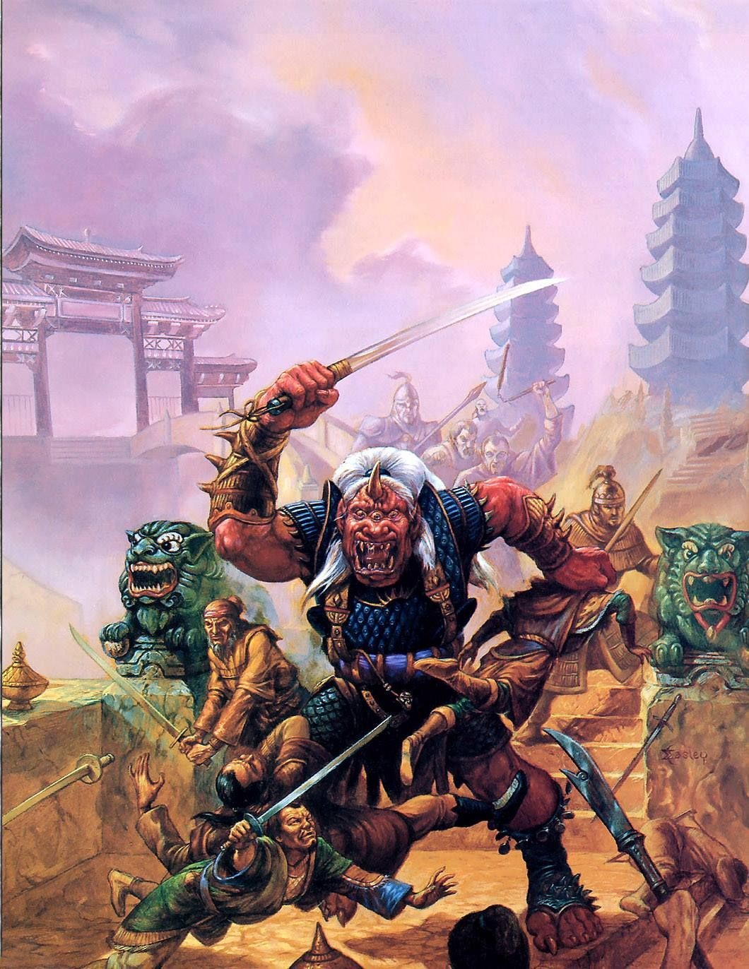 Dungeons And Dragons Oriental Adventures Download
