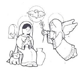 La Anunciacion La Anunciacion De Maria Libros De La Biblia La Anunciacion
