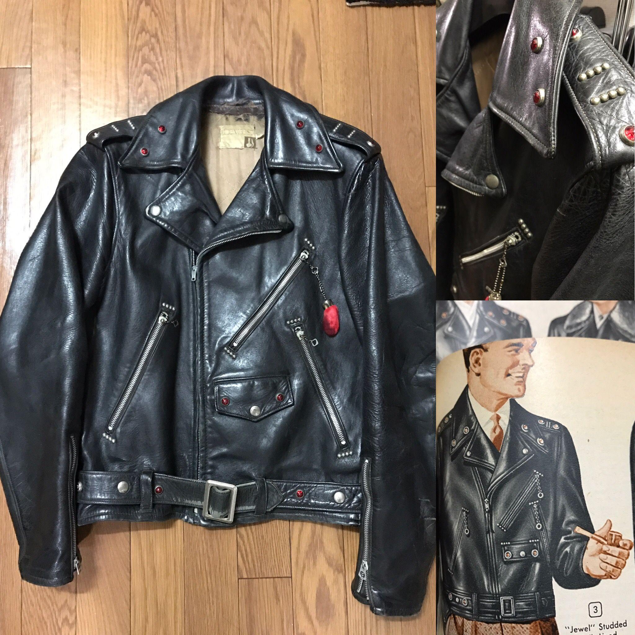 2018 Camperas Chamarras Pinterest Jacket En 50's Vintage Jackets nzpxvfBaqq