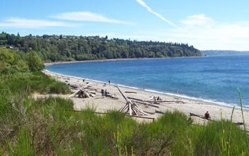 Richmond Beach R Park In Sline Wa Is A Rocky And With Amazing Views Of The Puget Sound Neighborhoodiq Slinewa