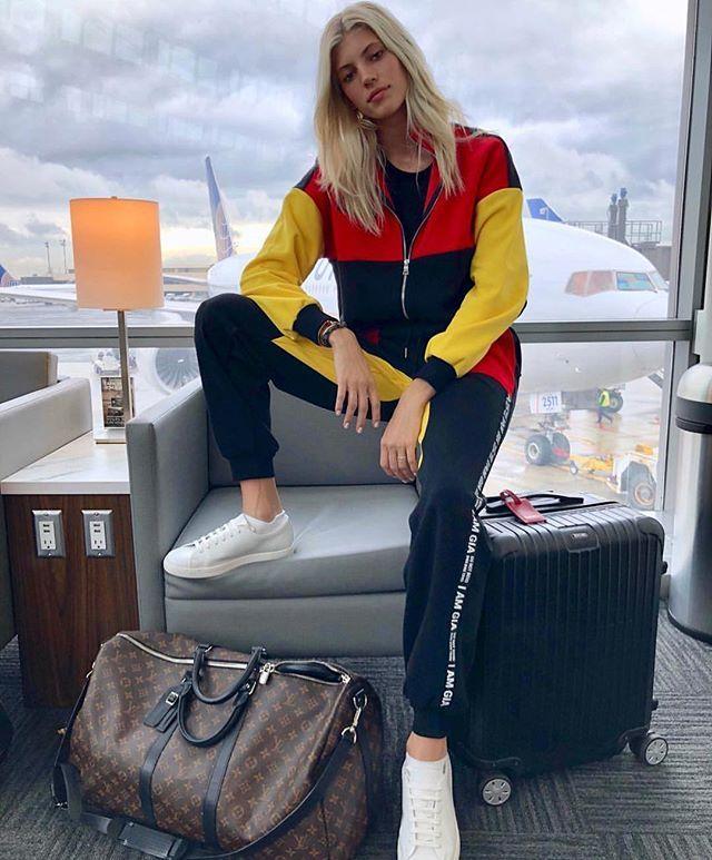ee42ea080 BLASTER JACKET - BLACK – I.AM.GIA | clothes in 2019 | Devon windsor ...