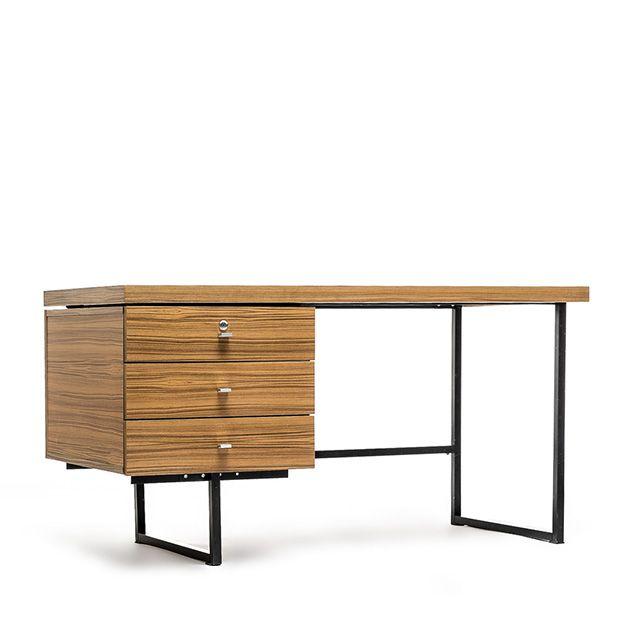 Standard Desk By Pierre Guariche For Meurop Designed In 1960s Mobilier De Salon Pierre Guariche Bureau