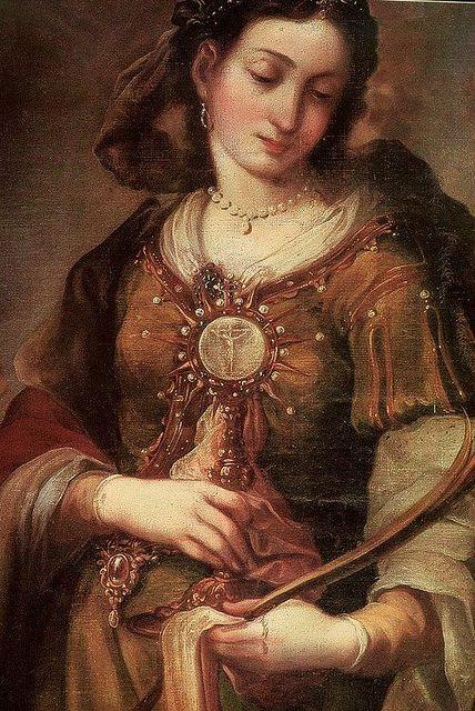 Sta Bárbara Mártir Imágenes Religiosas Arte Espiritualidad