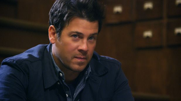 Christian Kane in The Librarians