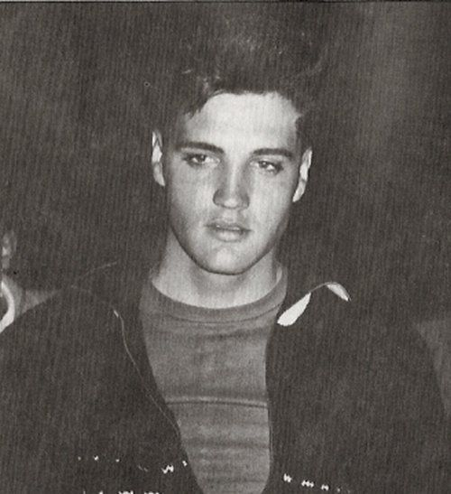 Image result for young elvis
