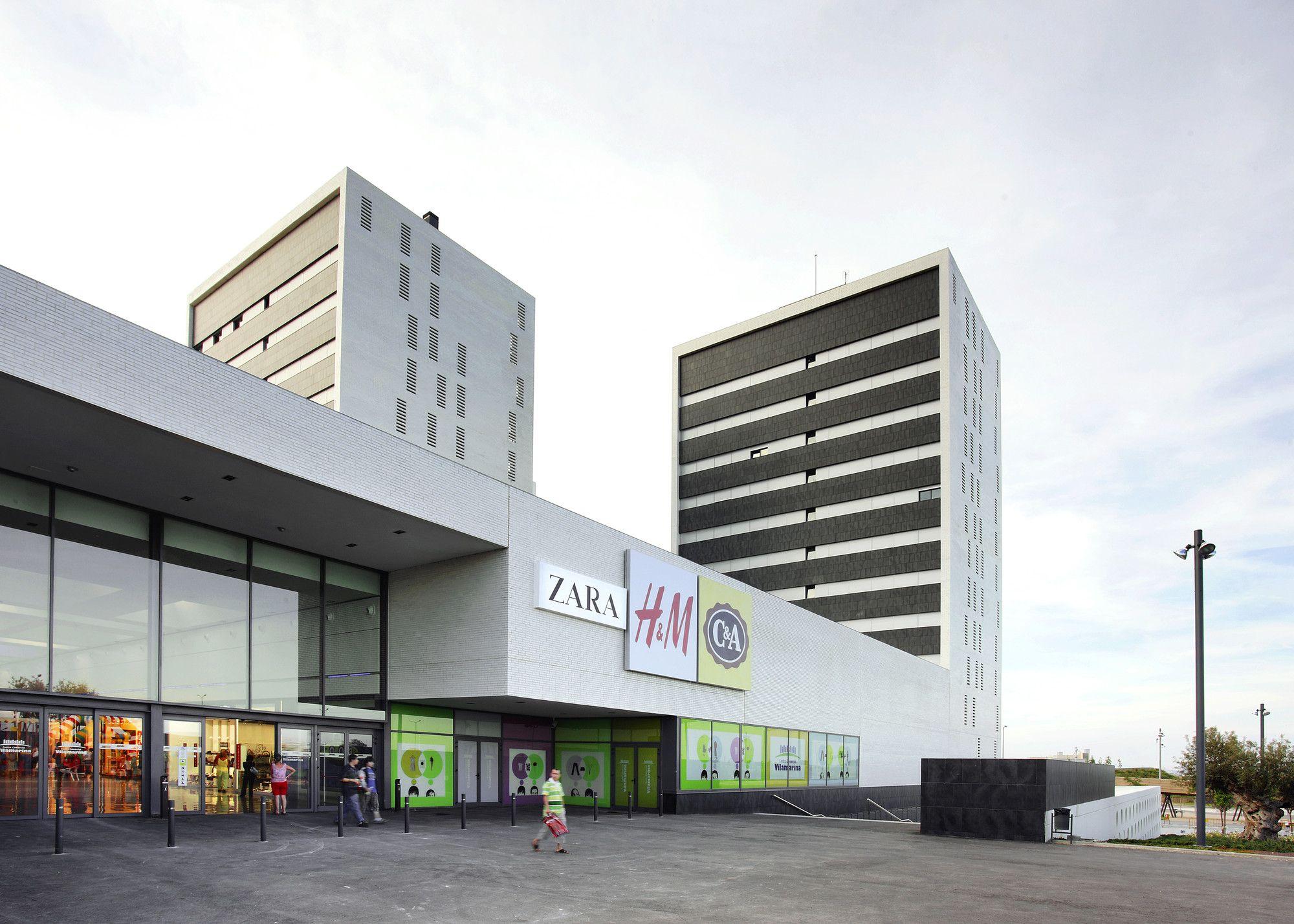 Of Vilamarina Building Batlle I Roig Arquitectes 16 # Muebles Kassel Tlalnepantla