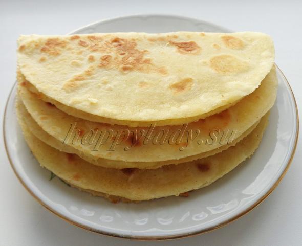 Кыстыбый рецепт по татарски тесто