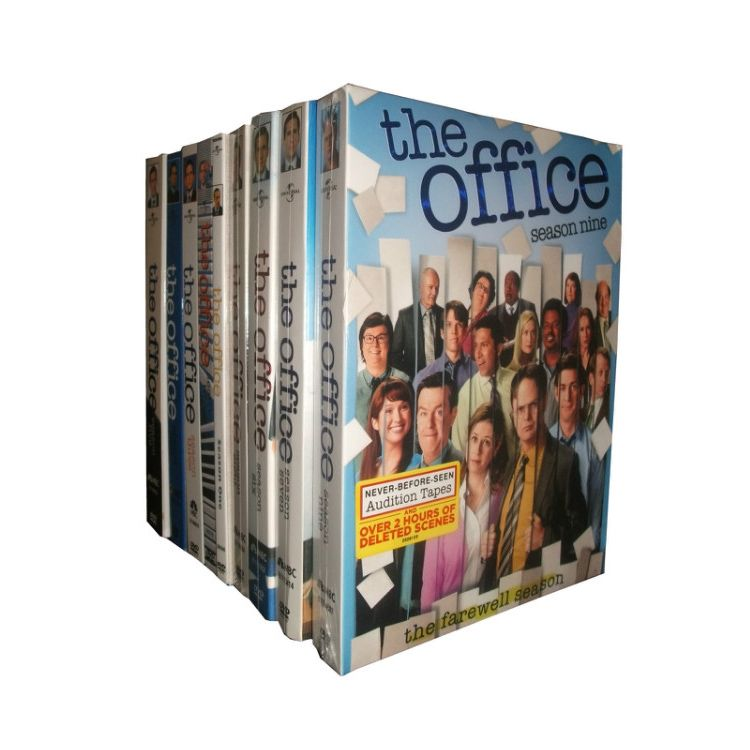 The Office Complete Series Seasons 1 9