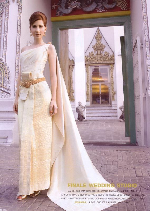 Pin by Thanyaphat Sonkanok on Thai Art(ThaiTraditional dress ...