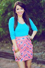 Flirting With A Fashionista Top: Jade #shophopes