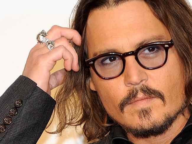 The Surprising American Stars With Irish Roots Johnny Depp Johnny Depp Angelina Jolie Johnny