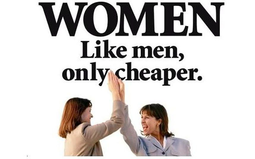 Equal Pay Day Now Women Work For Free An Extra 3 Days Each Year Quotes To Live By Equality Gender Pay Gap