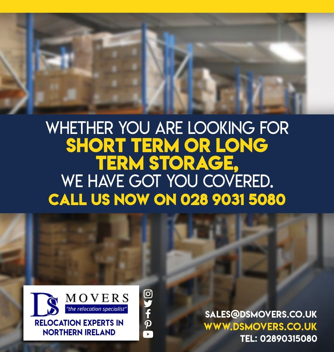 Whether You Are Looking For A Short Term Or A Long Term Storage