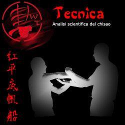WingTsun Giuncarossa system: analisi scientifica del Chi-sao © La forza della nostra scuola: la scienza applicata al combattimento!