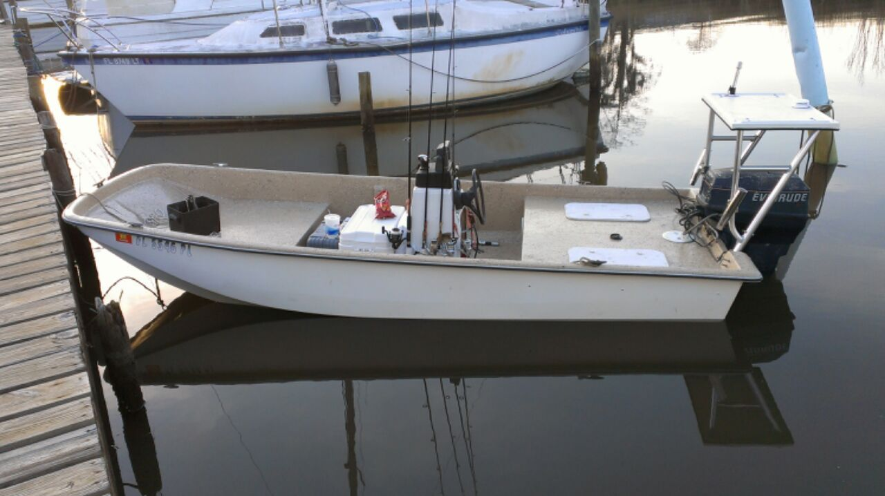 More How to build a poling platform for a jon boat Bass