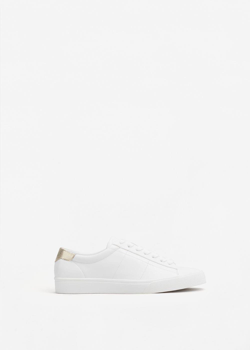 Contrast appliqué sneakers. Contrast appliqué sneakers Tennis ead27c514
