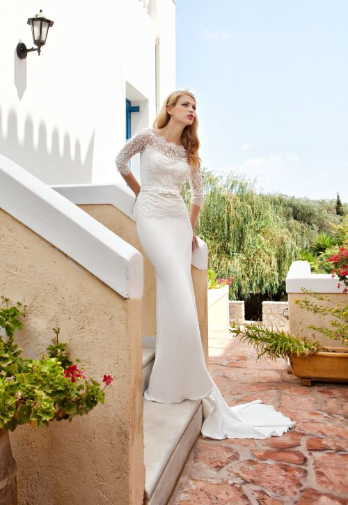 Wedding dresses and bridal wear from Anouska G :: Morgan-Davies ...
